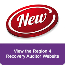 New. View the Region 4 Recovery Auditor Website